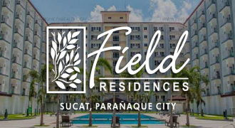 Field Residences – Sucat, Paranaque