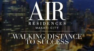 Air Residences – Ayala Ave, Makati