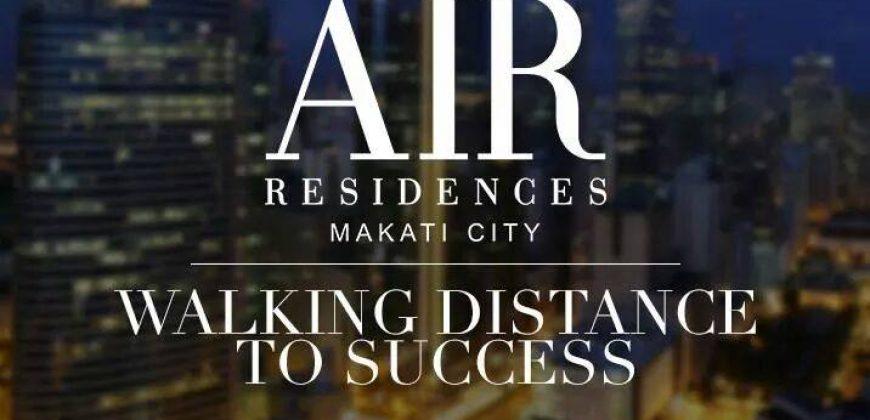 Air Residences – Ayala Ave, Makati