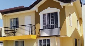 Abeia Single Attached at El Palazzo Heights – House and Lot for Sale in Trece Martires, Cavite