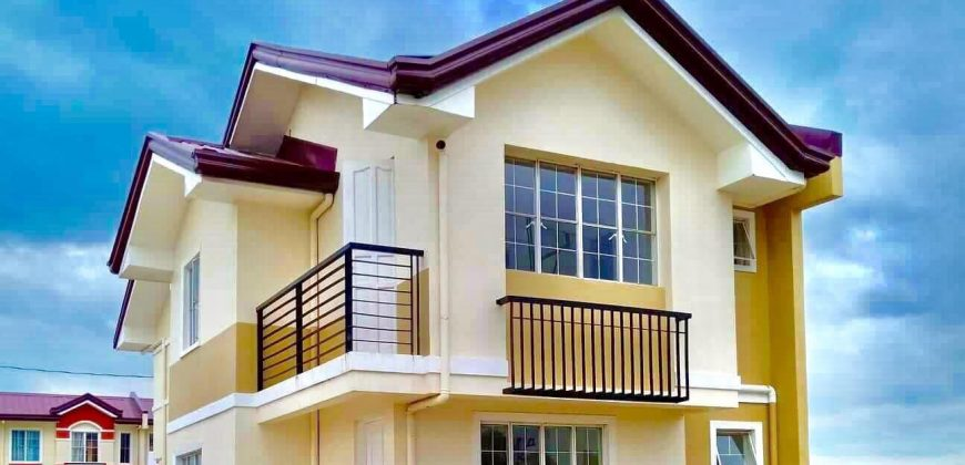 Bailey Single Attached at El Palazzo Heights – House and Lot for Sale in Trece Martires, Cavite