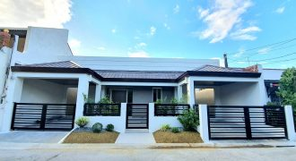 Bungalow House and Lot for Sale at BF Homes, Paranaque