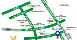 FOR LEASE: Condo Unit – The Linear, Makati City